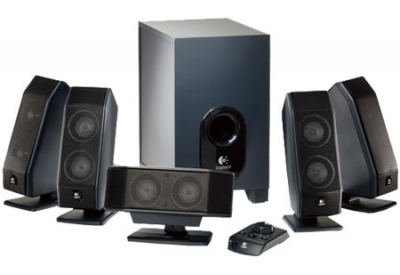 Logitech - 970223-0403 - Home Theater Speaker Packages
