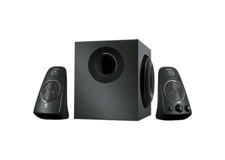Logitech - 980-000402 - Stereo Speaker Packages