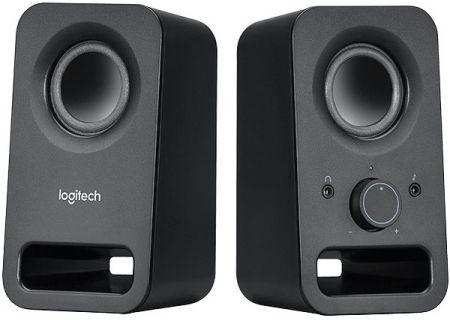 Logitech Black Z150 Stereo Speakers - 980-000802