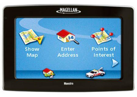 Magellan - 980-0015-001 - Portable GPS Navigation