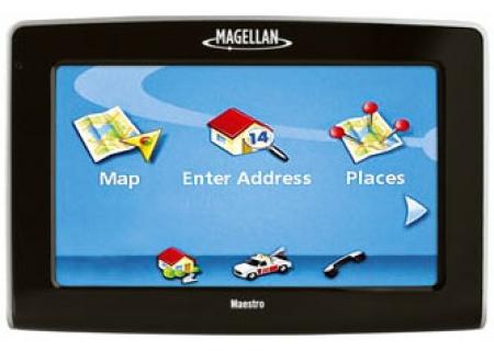 Magellan - 9800019001 - Portable GPS Navigation