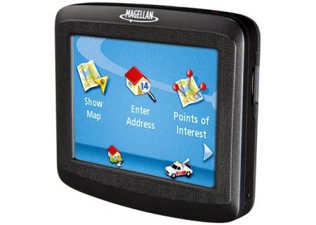 Magellan - 980-0054-001 - Portable GPS Navigation