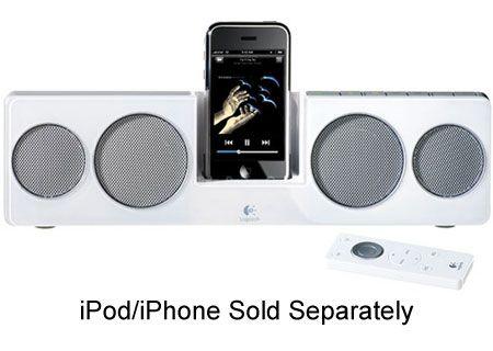 Logitech - 984-000056 - iPod Docks