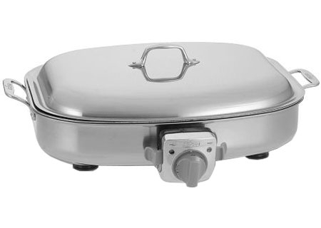 All Clad Stainless Steel Electric Skillet 99006 Abt