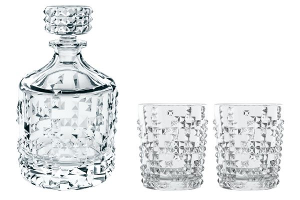 Riedel Nachtmann Punk Whiskey Glass Set - 99501