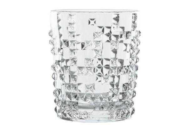 Riedel Nachtmann Punk 4-Piece Whiskey Tumbler Glass - 99503