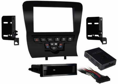 Metra Dodge Charger Radio Installation Kit - 99-6514B