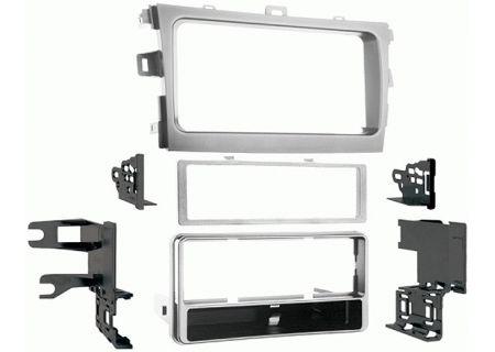 Metra Silver Corolla 09-13 Car Stereo Installation Kit - 99-8223S