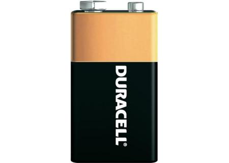 Duracell - 9V2PACK-1 - Alkaline Batteries