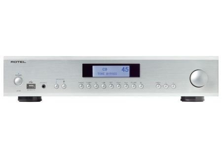 Rotel A14 Silver Stereo Integrated Amplifier - FR51743