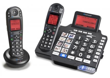 ClearSounds - A1600BTBUNDLE - Cordless Phones