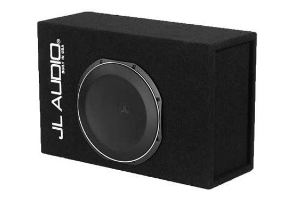 Large image of JL Audio Single 12TW1 MicroSub+ Subwoofer System - 93333