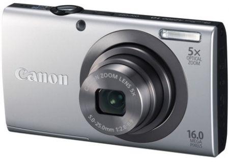 Canon - A2300SIL - Digital Cameras