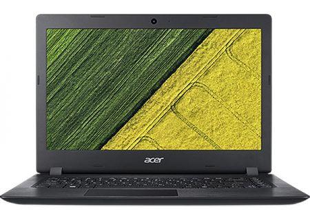 Acer Aspire 3 Black Notebook Computer - A315-31-C514