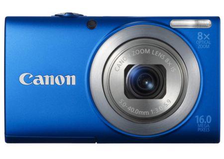 Canon - A4000ISBLUE - Digital Cameras