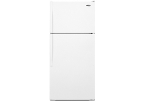 Amana - A8TXNGFXW - Top Freezer Refrigerators