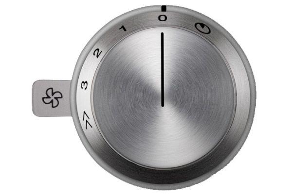 Large image of Gaggenau Vario 400 Series Control Knob For Downdraft - AA490710