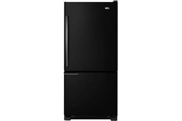 Amana Black Bottom Freezer Refrigerator - ABB1921BRB