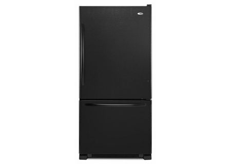 Amana Black Bottom Freezer Refrigerator - ABB1924BRB