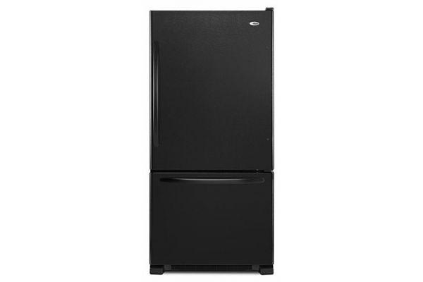 Amana Black Bottom Freezer Refrigerator - ABB2224BRB
