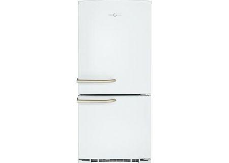 GE - ABE20EGEWS - Bottom Freezer Refrigerators