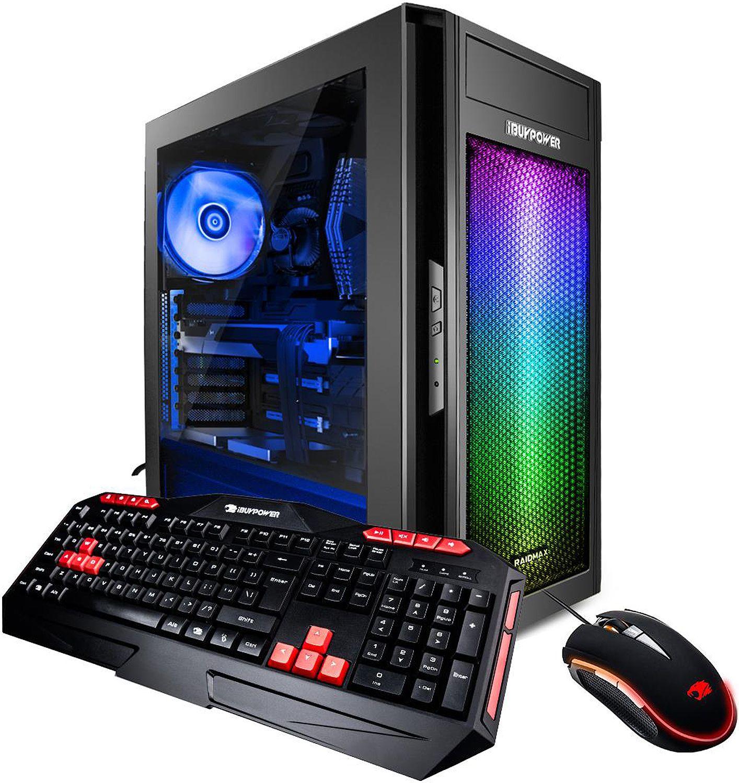 Mail In Rebate Offers >> iBuyPower Black Gaming Desktop Computer - 6022RAX