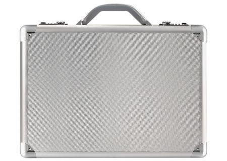 """Solo Pro Collection Titanium 17.3"""" Attache Case - AC100-10"""