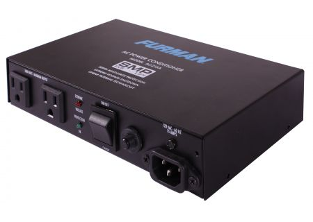 Furman Compact Black Power Conditioner - AC-215A