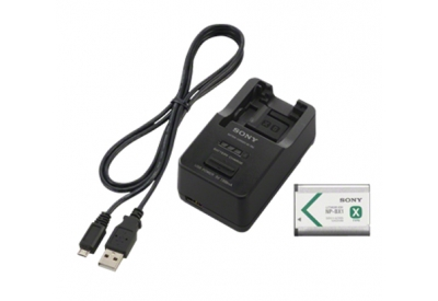 Sony - ACCTRBX - Digital Camera Batteries and Chargers