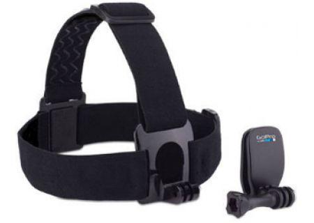 GoPro Head Strap And QuickClip  - ACHOM-001