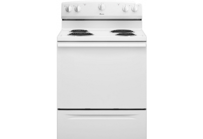 Amana - ACR3130BAW - Electric Ranges
