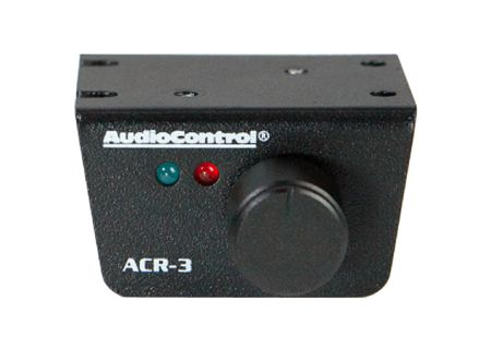 AudioControl - ACR-3 - Cables & Connections