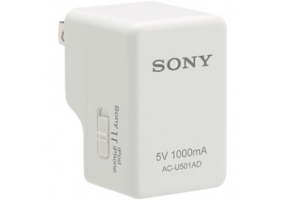 Sony - ACU501AD - Power Adapters/ Chargers