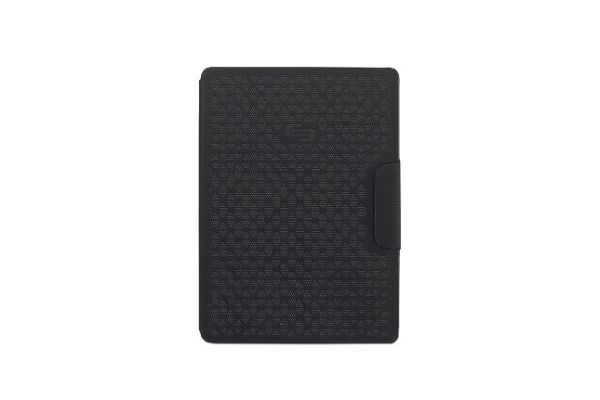 Large image of SOLO Black Vector Slim Case for iPad Air  - ACV231-4