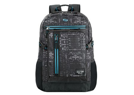 SOLO Active Collection Midnight Backpack - ACV761-4