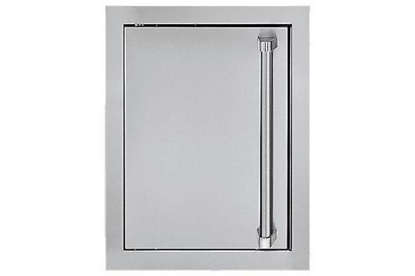"""Large image of Viking Outdoor Series 16"""" Stainless Steel Access Door - AD51620S"""