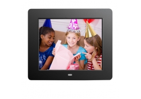 Aluratek - ADMPF108F - Digital Photo Frames