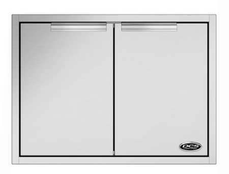 Dcs Built In Stainless Double Access Doors Adn1 20x30
