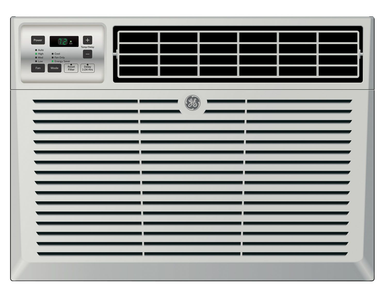 GE 14 450 BTU 11.2 EER 115V Window Air Conditioner AEM14AT #325F45