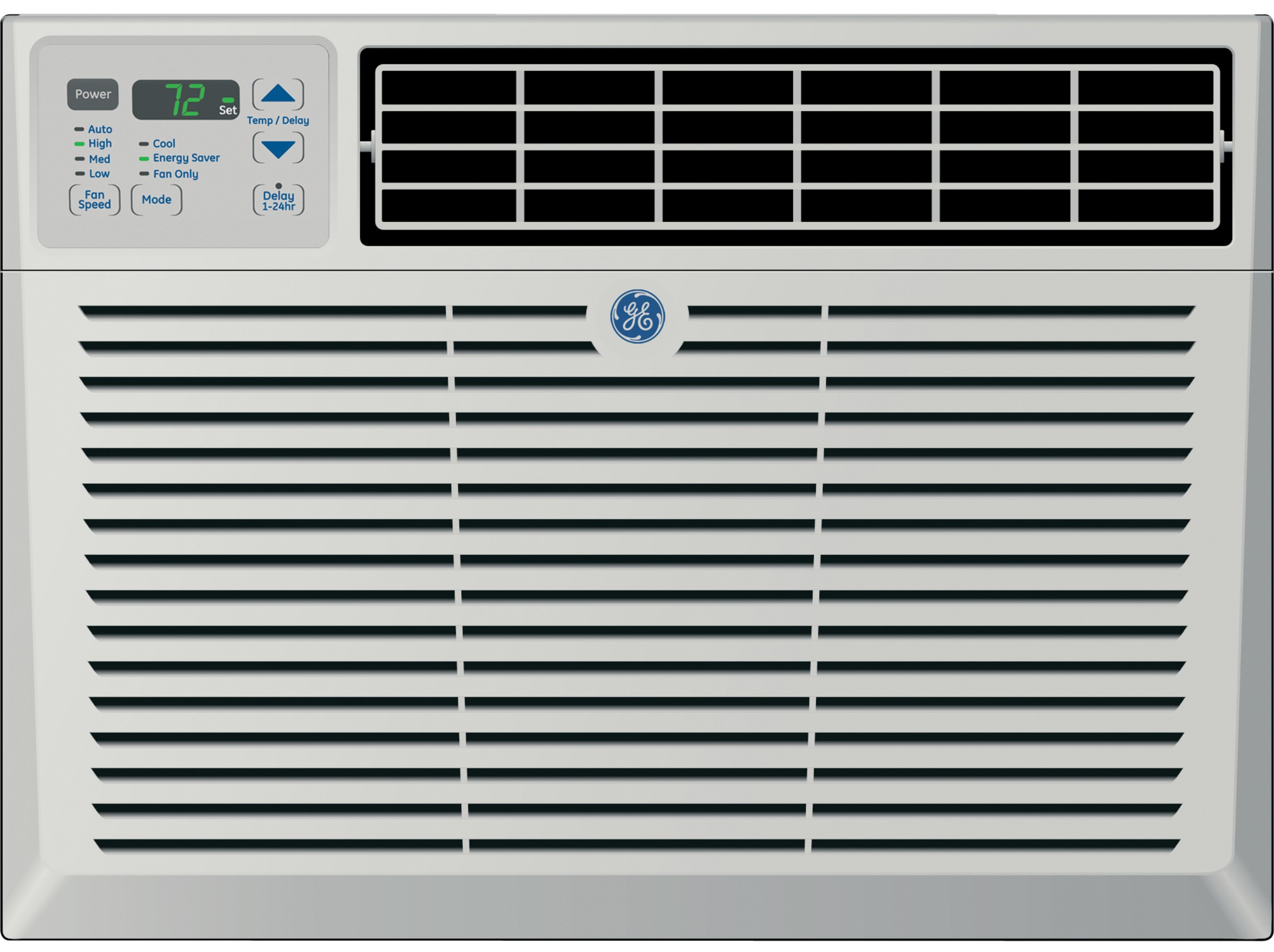GE 10000 BTU 9.8 EER 115V Window A/C AEQ10AQ #154E82