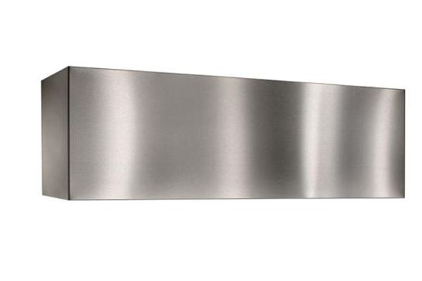 Large image of Best Stainless Steel Soffit Flue Extension for WP28 Range Hood  - AEWP28362SB