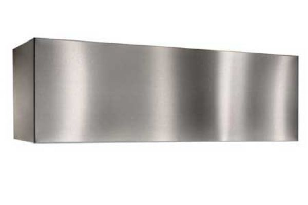 Large image of Best Stainless Steel Range Hood Duct Cover - AEWP28422SB