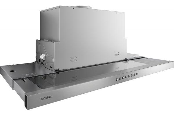 """Gaggenau 200 Series 36"""" Stainless Steel Visor Hood  - AF210791"""