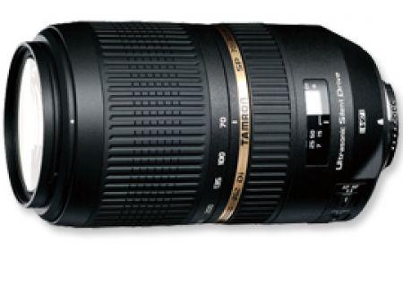 Tamron SP 70-300mm f/4-5.6 Di VC USD  Full Frame Lens For Nikon  - AFA005NII-700