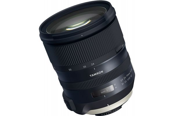 Large image of Tamron SP 24-70mm f/2.8 Di VC USD G2 Lens For Nikon F - AFA032N-700