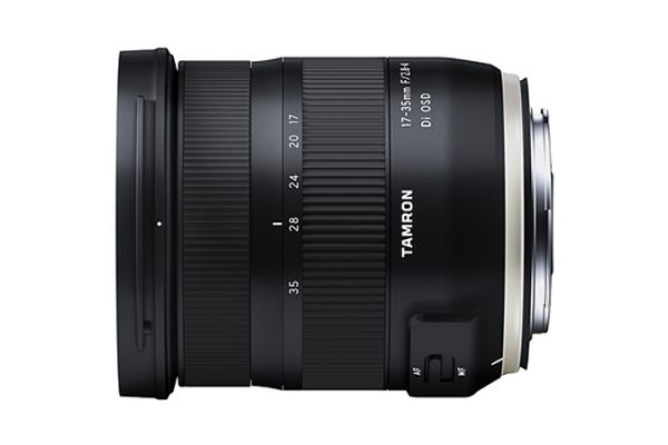 Large image of Tamron 17-35mm f/2.8-4 DI OSD Lens For Canon - AFA037C-700