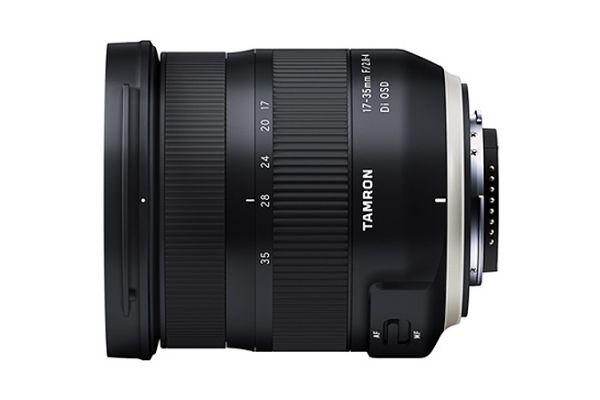 Large image of Tamron 17-35mm f/2.8-4 DI OSD Lens For Nikon - AFA037N-700