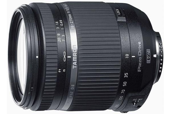 Large image of Tamron 18-270mm F/3.5-6.3 Di II VC PZD Lens For Nikon - AFB008TSN-700