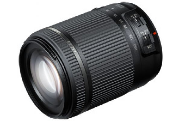 Large image of Tamron 18-200mm F/3.5-6.3 Di II VC Lens For Canon - AFB018C-700