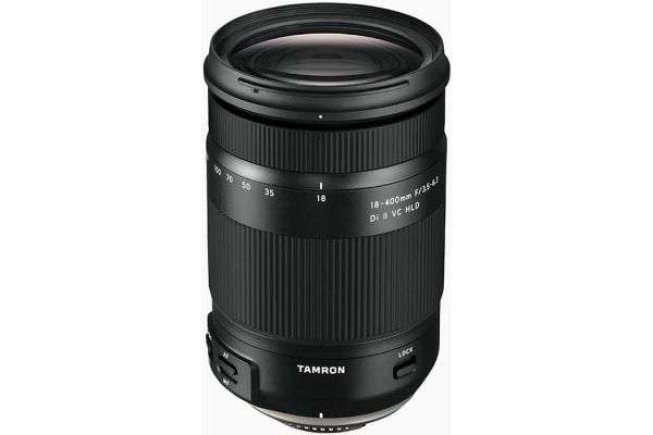 Tamron 18-400mm f/3.5-6.3 Di II VC HLD Lens For Nikon F - AFB028N-700